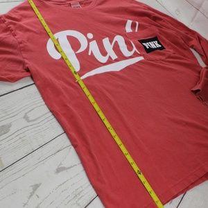Victoria's Secret PINK Tops - (sold)PINK Victoria's Secret  Pocket Tee Shirt L